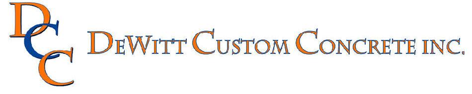 DeWitt Custom Concrete